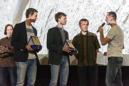 Odovzdávanie ocenení. (foto: Vlado Kuric)